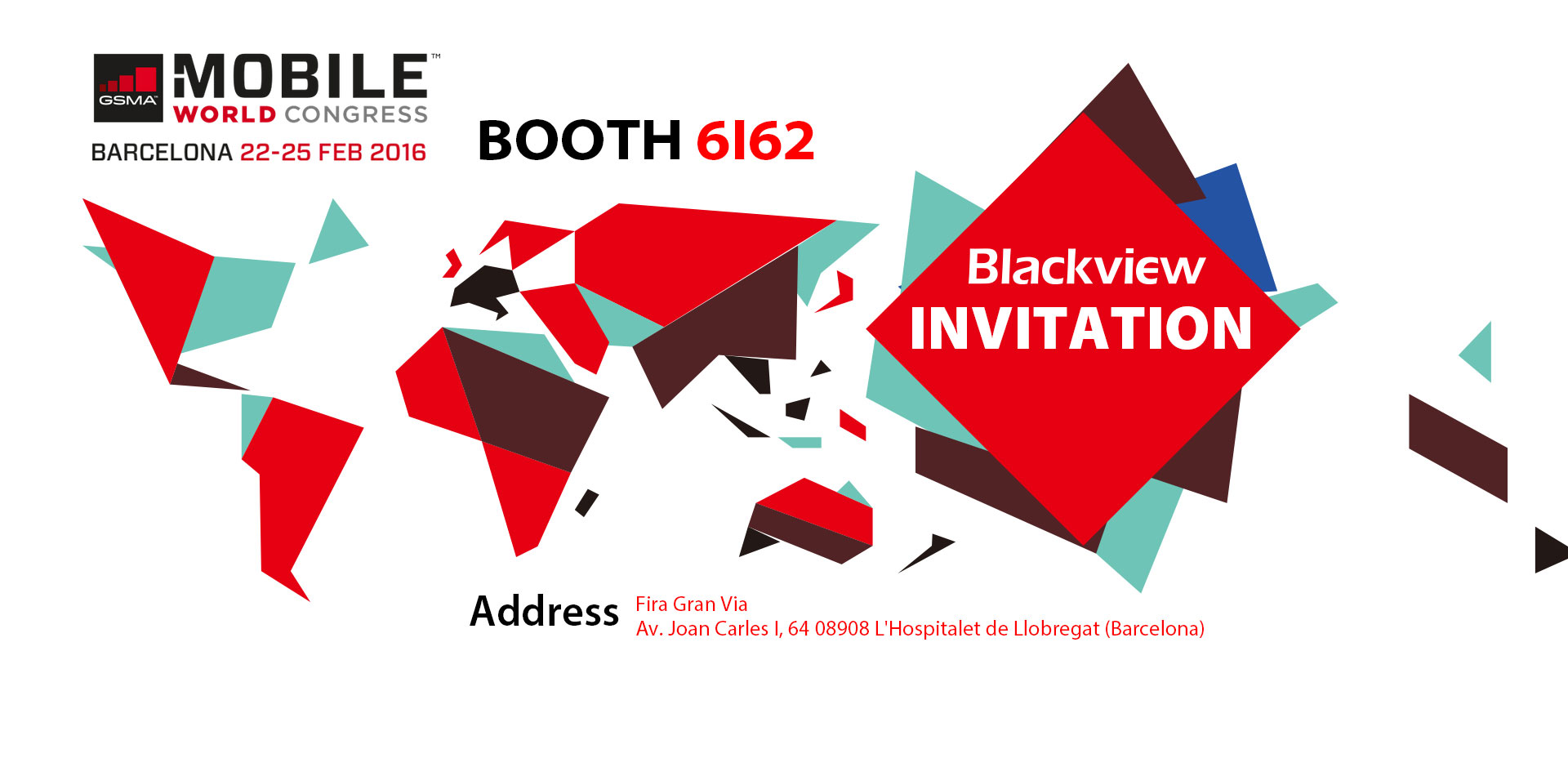 Blackview Going to Launch the Latest Gadgets at MWC 2016