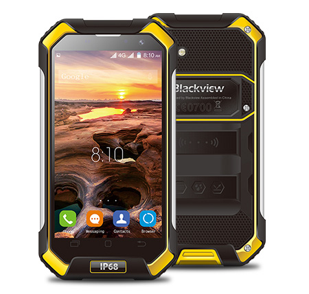 Blackview going to release IP68 Android 6.0 outdoor smartphone BV6000 soon