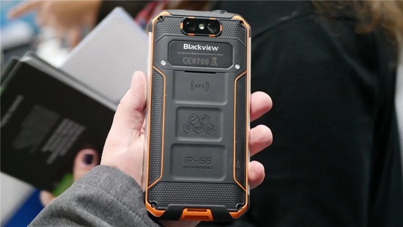 The Bv9500 Is One Of Latest Editions In Rugged Phones Lineup