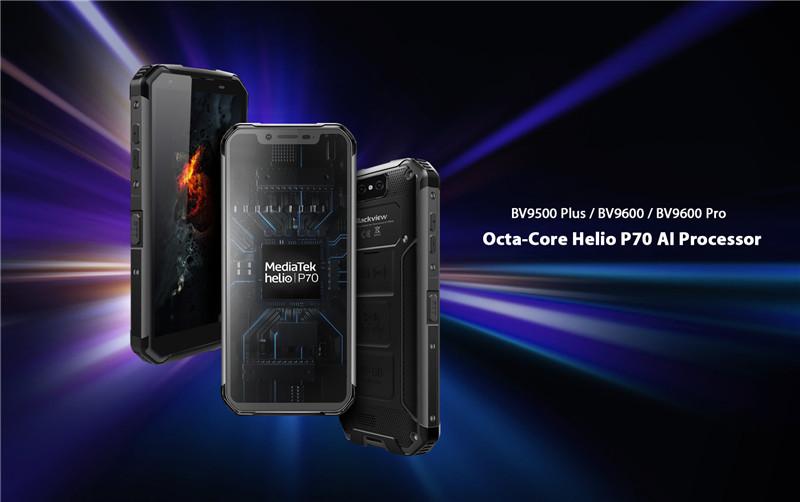 FullNetcom 4G rugged phone BV9500 and BV9600 Pro will update