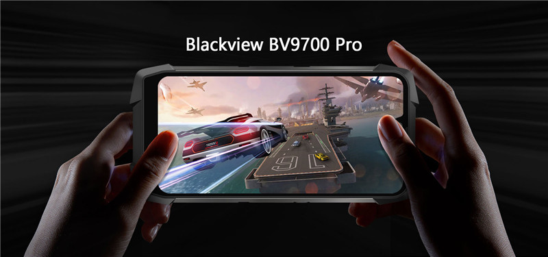 Blackview BV9700 Pro is deemed to be ideal for game and battery rugged phone