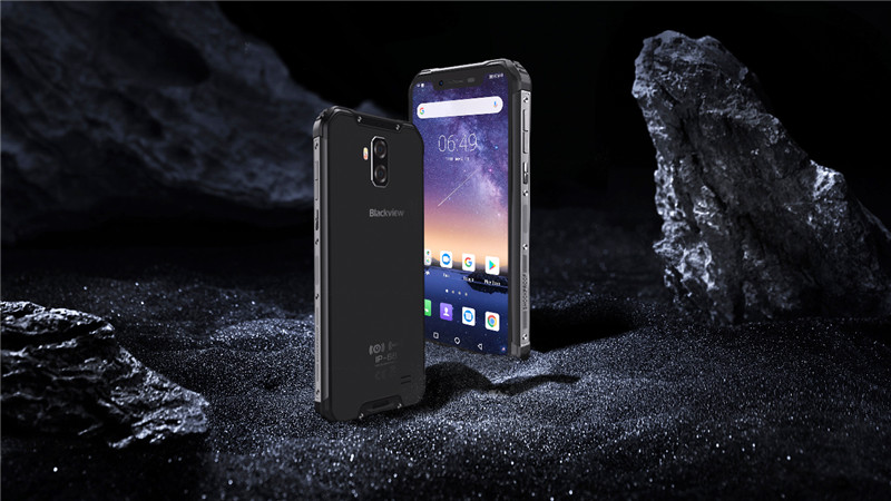Amoled screen rugged outdoor phone Blackview BV9600 special