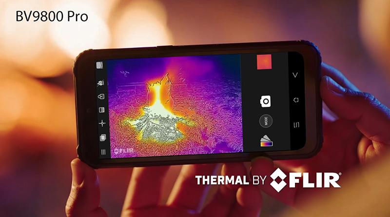 Blackview BV9800 Pro vs. CAT S61:  Which FLIR® Lepton® Thermal Rugged Smartphone is Better?